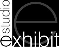 "Logo ""studio exhibit"""